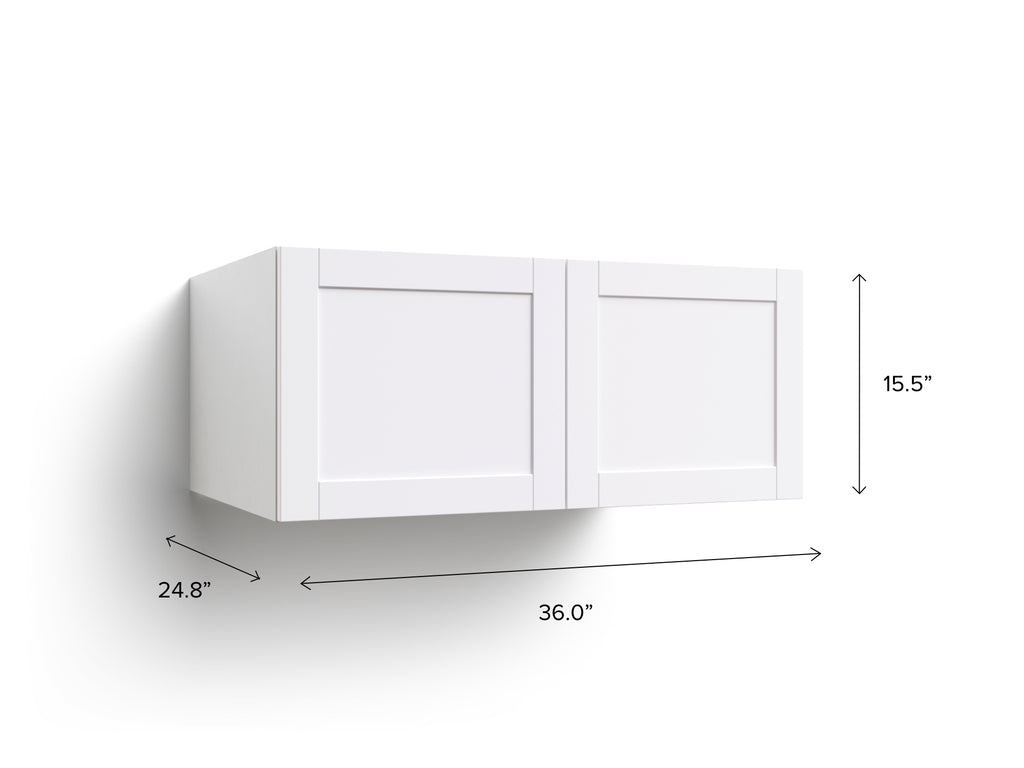 Above Fridge Kitchen Cabinets 36 Inch Newage Products