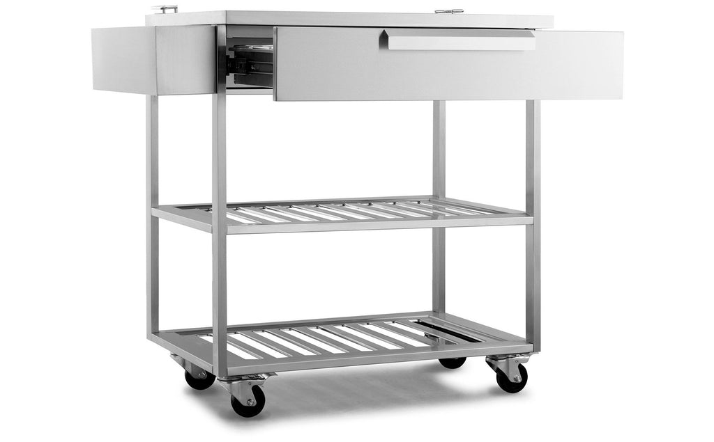 outdoor bar newage kitchen products n mobile appliance ss open steel default stainless title cart a in