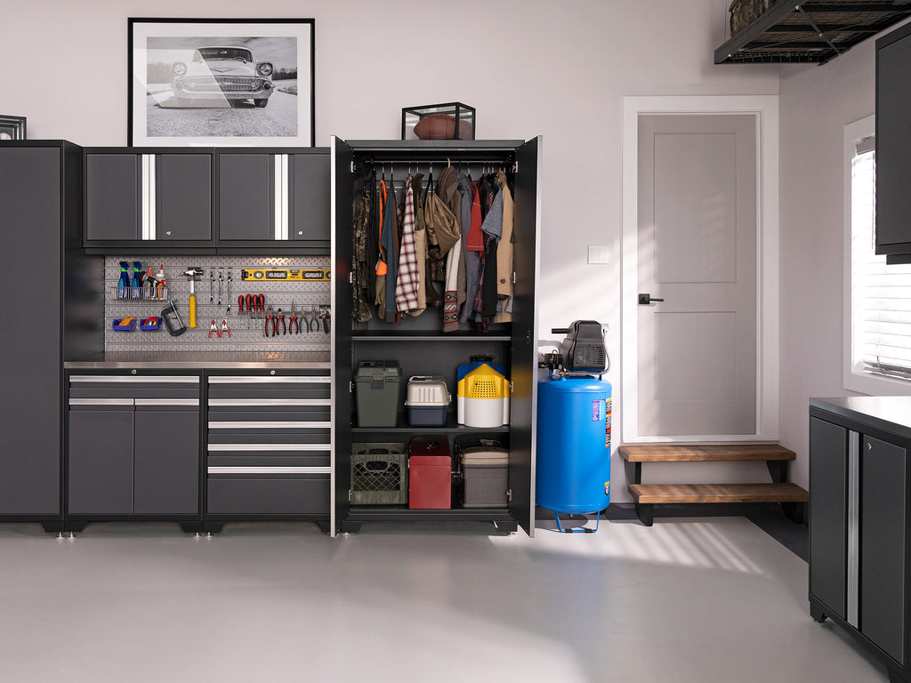Pro Series 8 Piece Cabinet Set Newage Products