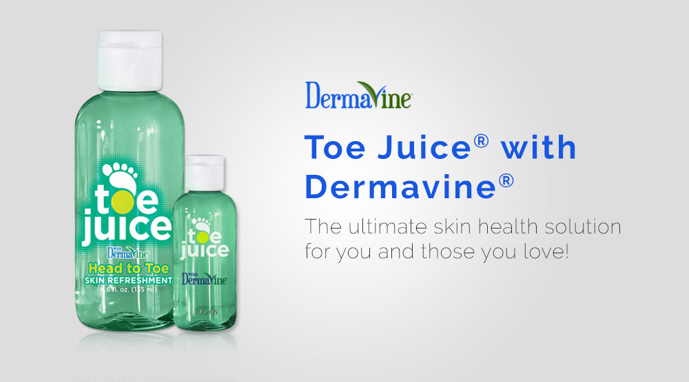 Toe Juice® with Dermavine®