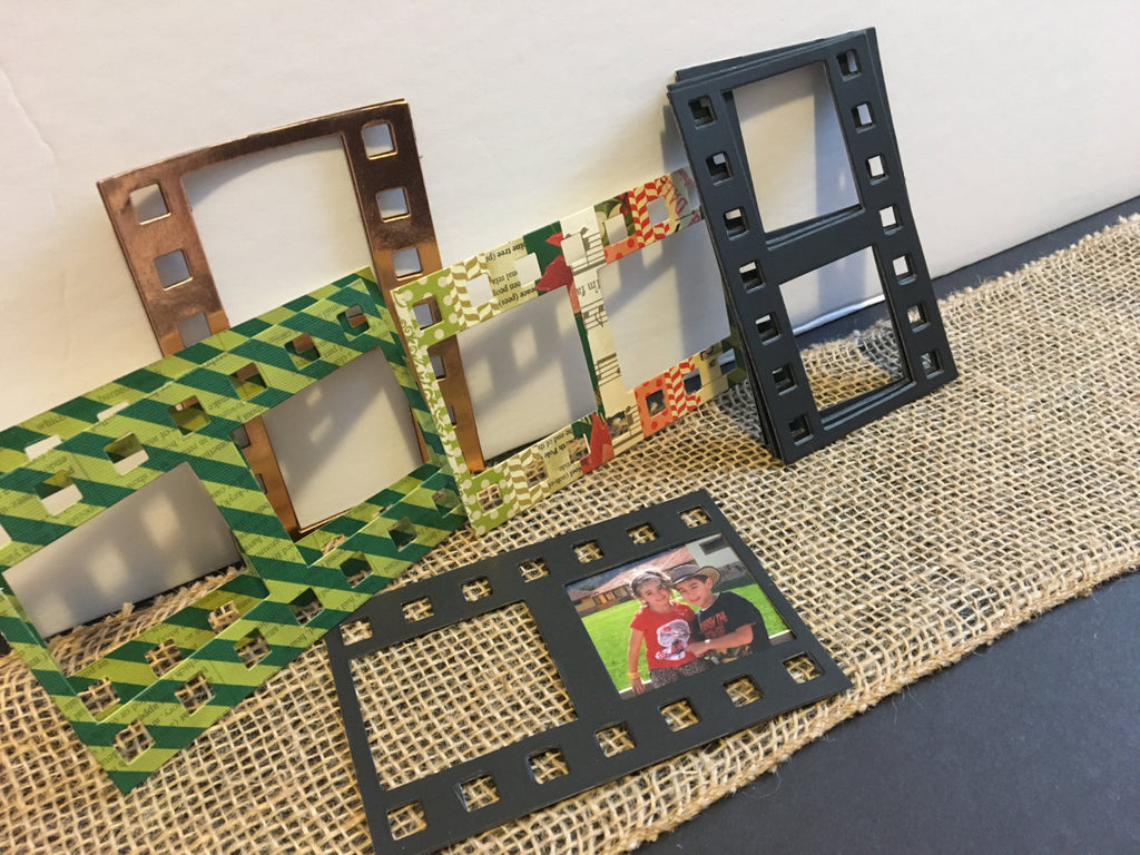 30 Picture frame die cut