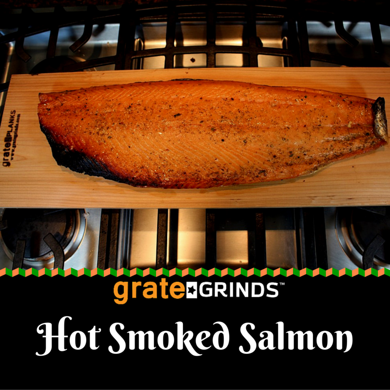 Hot Smoked Salmon Recipe