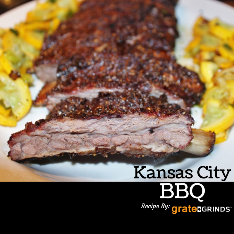 Grate Grinds Kansas City BBQ