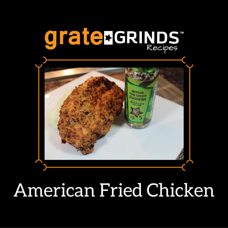Grate Grinds American Fried Chicken