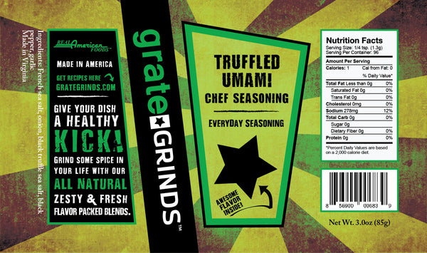 Truffled Umami Chef Seasoning