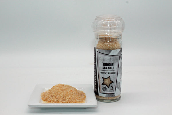 Ginger Sea Salt