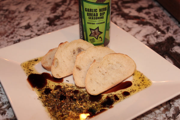 Garlic Herb Bread Dip Seasoning