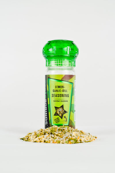 Lemon Garlic Dill Seasoning