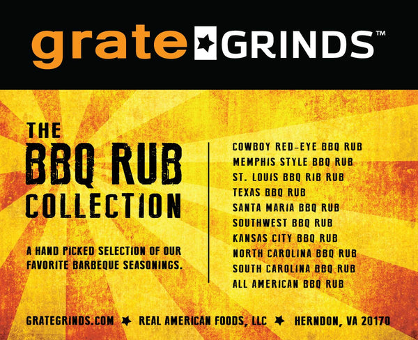 The BBQ Rub Collection