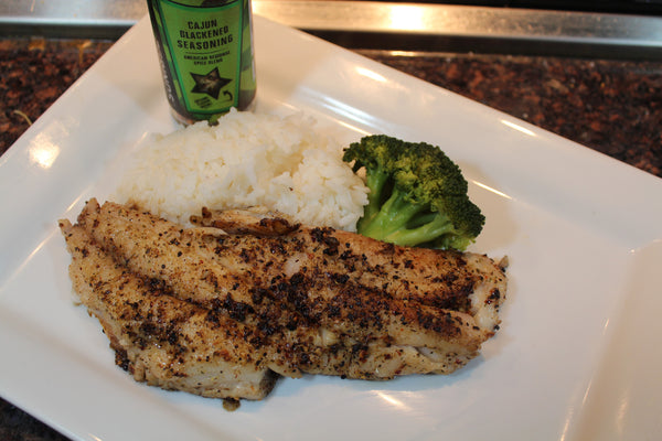 Cajun Blackened Seasoning