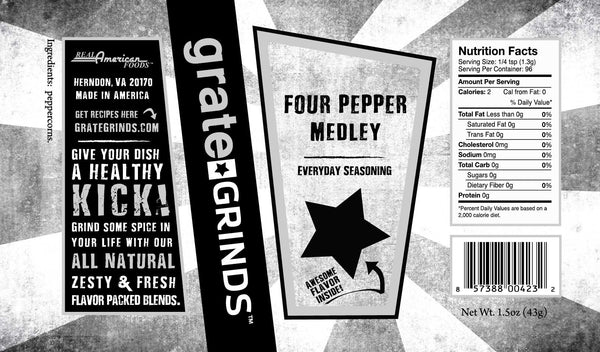 Four Pepper Medley