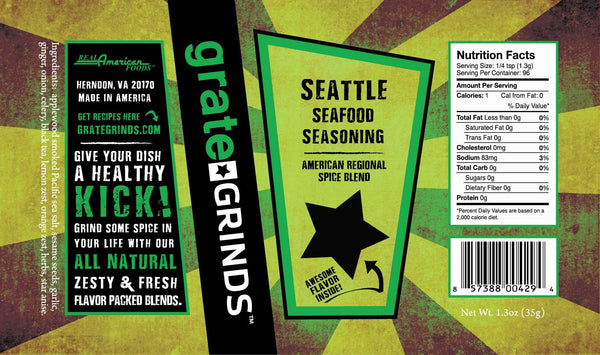 Seattle Seafood Seasoning