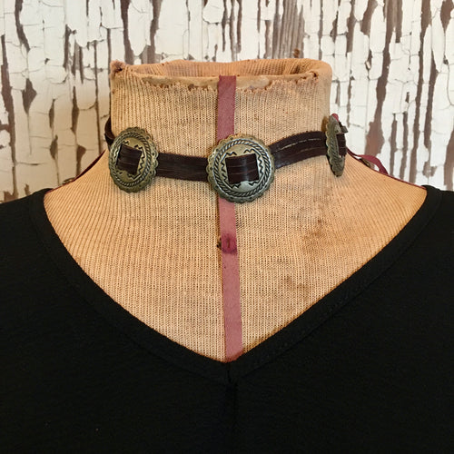 The Concho Chocker