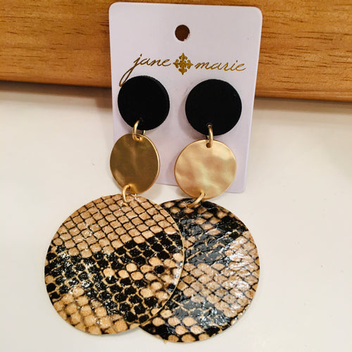 The Bubble Stacked Earrings