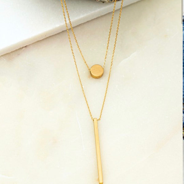 The Duo Necklace