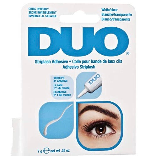 White/Clear Duo Lash Glue