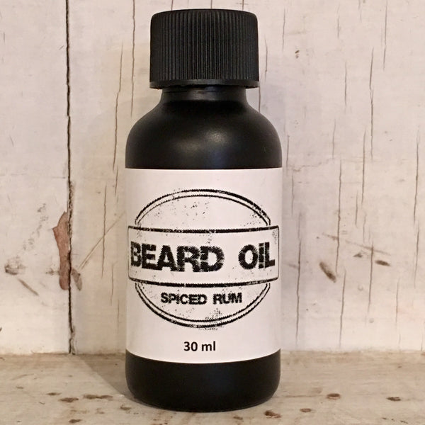 Beard Oil- Spiced Rum