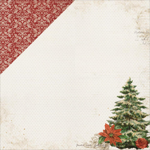 Kaisercraft - Letters to Santa 12x12 Christmas Scrapbook Paper #2396