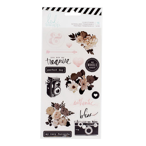 Heidi Swapp - Magnolia Jane Collection Clear Stickers