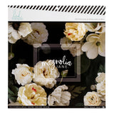 Heidi Swapp - Magnolia Jane Collection 12x12 Scrapbook Paper Pad