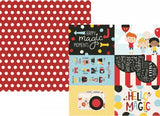 Simple Stories - Say Cheese 4 12x12 Scrapbook Collection Kit, Disney