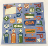 CTMH - Road Trip 12x12 Collection (Travel, Vacation, Retro)