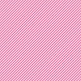 Bella Blvd. - Color Chaos Peep Strandz 12x12 Scrapbook Paper (Stars / Pink Stripes)