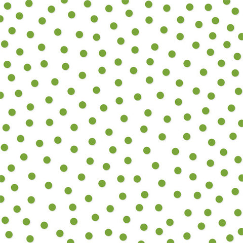 Bella Blvd - Clear Cuts 12x12 GUACAMOLE (green) Confetti Transparency, Acetate, Overlay Sheets