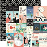 Carta Bella - En Vogue 12x12 Scrapbook Collection Kit (Women, Shopping, Paris)