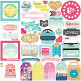 Echo Park - Capture Life 12x12 Scrapbook Collection Kit (Everyday, Fun, Teens)