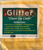 Scor-Pal Glitter Clean Up Cloth