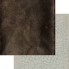 Kaisercraft - Leather #2231, Cherry Tree Lane Collection