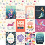 Echo Park - Mermaid Dreams 12x12 Scrapbook Collection Kit