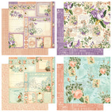 Graphic 45 - Time to Flourish Paper Crafting Bundle (Seasons, Calendar)