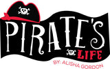 Echo Park - Shiver Me Timbers (A Pirates Life) Designer Die & Stamp Set