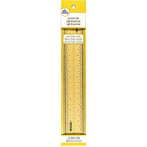 ek tools - 12x12 Precision Ruler (sticky, flexible, reusable)