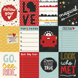 Simple Stories - Say Cheese III 12x12 Scrapbook Paper Pad, 48 Sheets