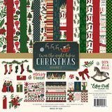 Echo Park - Twas the Night Before Christmas Vol. 2 12x12 Scrapbook Collection Kit