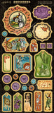 Graphic 45 - Magic of Oz Deluxe Collector's Edition (Halloween, Wizard of Oz)