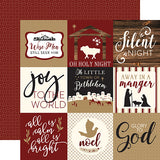 Echo Park - Wise Men (Christmas) Scrapbook 12x12 Collection Kit