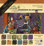 Graphic 45 - Hallowe'en in Wonderland Deluxe Collector's Edition (Retired, HTF)