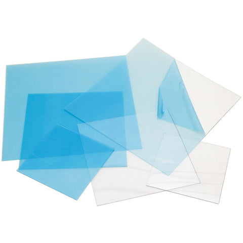 GRAFIX - Craft Plastic Acetate Sheets 12x12 .20""
