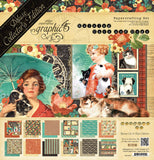 Graphic 45 - Raining Cats & Dogs Deluxe Collectors Edition