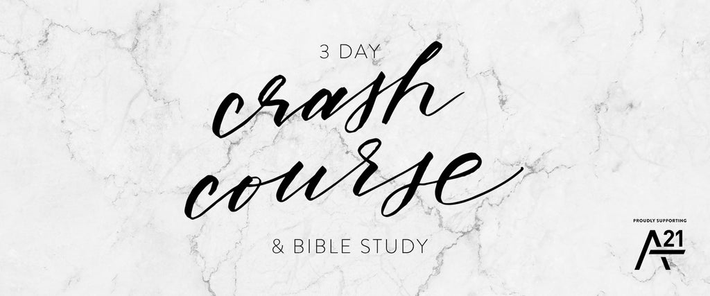 3-Day A21 Crash Course & Bible Study