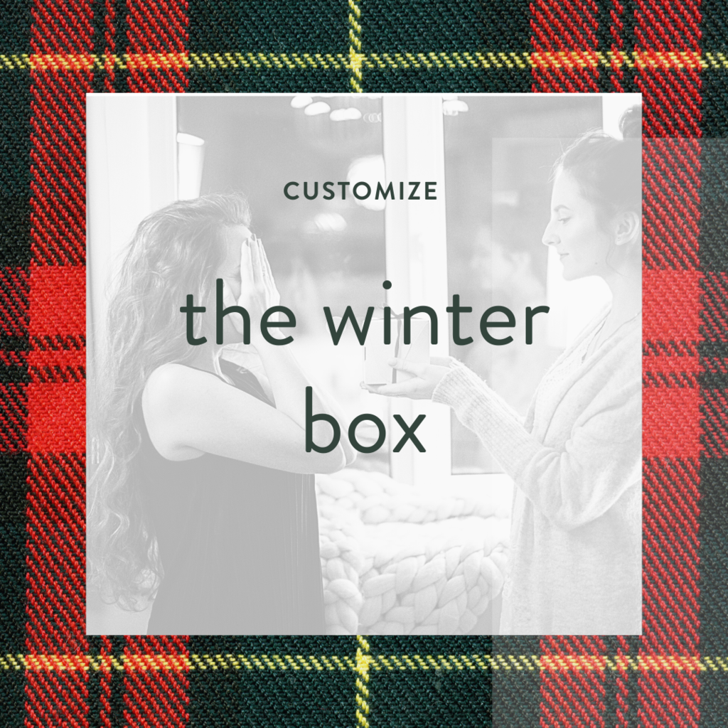 PRIVATE || Winter Box for Seasonal Buyers