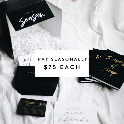 Fall Box Subscription (Pay Seasonally)