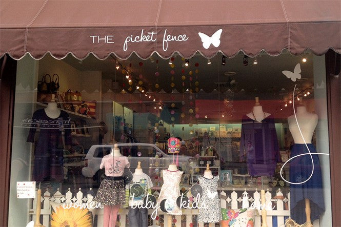 The Picket Fence store, Pittsburgh, PA