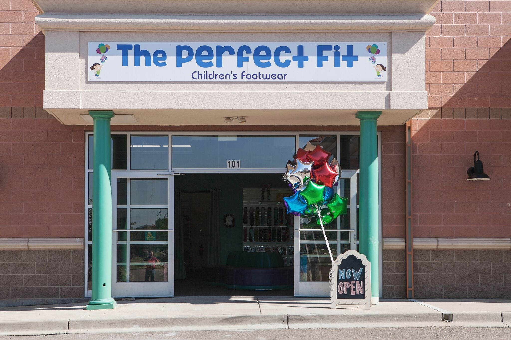 The Perfect Fit- Children's Footwear - Parker, CO