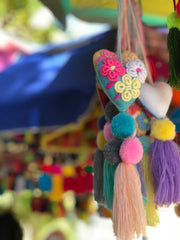 Pom Pom Sayulita Decoration
