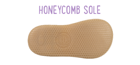 honeycomb sole size chart